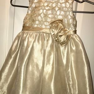 Other - Toddler Girl Holiday Formal Dress